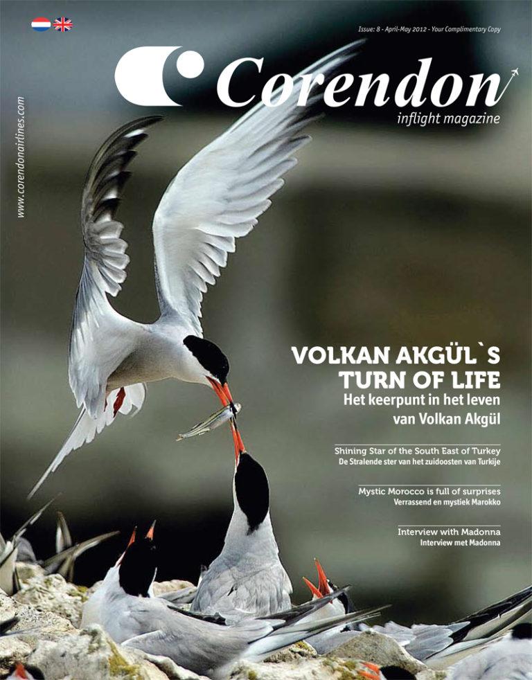 Corendon-Volkan Akgül-Röportaj